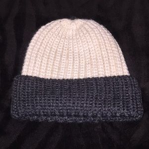 Old Navy Sz OS Talle Unique ivory/gray hat
